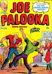 Cover Thumbnail for Joe Palooka Comics (Harvey, 1945 series) #63