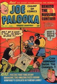 Cover Thumbnail for Joe Palooka Comics (Harvey, 1945 series) #64