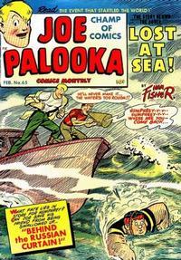 Cover Thumbnail for Joe Palooka Comics (Harvey, 1945 series) #65