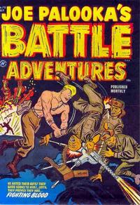 Cover Thumbnail for Joe Palooka Comics (Harvey, 1945 series) #70