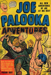 Cover Thumbnail for Joe Palooka Comics (Harvey, 1945 series) #75