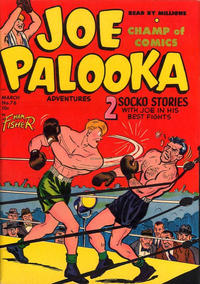 Cover Thumbnail for Joe Palooka Comics (Harvey, 1945 series) #76