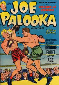 Cover Thumbnail for Joe Palooka Comics (Harvey, 1945 series) #78