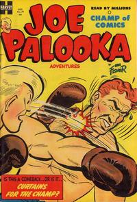 Cover Thumbnail for Joe Palooka Comics (Harvey, 1945 series) #79