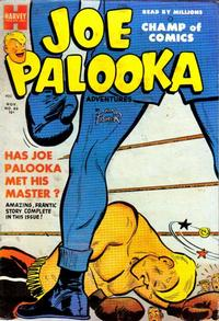 Cover Thumbnail for Joe Palooka Comics (Harvey, 1945 series) #80