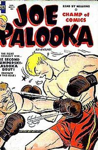 Cover Thumbnail for Joe Palooka Comics (Harvey, 1945 series) #81