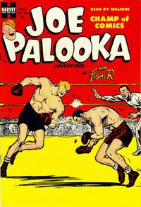 Cover Thumbnail for Joe Palooka Comics (Harvey, 1945 series) #82