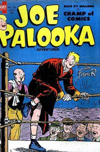 Cover Thumbnail for Joe Palooka Comics (Harvey, 1945 series) #84