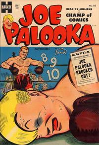 Cover Thumbnail for Joe Palooka Comics (Harvey, 1945 series) #85