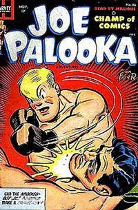 Cover Thumbnail for Joe Palooka Comics (Harvey, 1945 series) #86