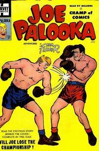 Cover Thumbnail for Joe Palooka Comics (Harvey, 1945 series) #87