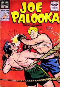 Cover Thumbnail for Joe Palooka Comics (Harvey, 1945 series) #90