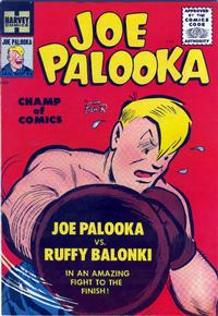 Cover Thumbnail for Joe Palooka Comics (Harvey, 1945 series) #93