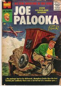 Cover Thumbnail for Joe Palooka Comics (Harvey, 1945 series) #95