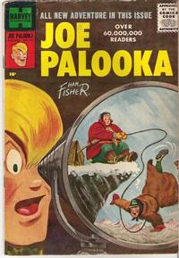 Cover for Joe Palooka Comics (Harvey, 1945 series) #96