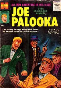 Cover Thumbnail for Joe Palooka Comics (Harvey, 1945 series) #98