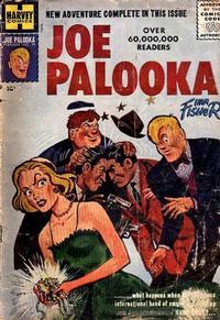 Cover Thumbnail for Joe Palooka Comics (Harvey, 1945 series) #99