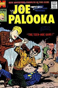 Cover for Joe Palooka Comics (Harvey, 1945 series) #101