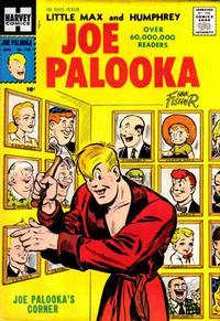 Cover Thumbnail for Joe Palooka Comics (Harvey, 1945 series) #104