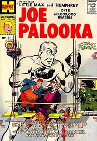 Cover Thumbnail for Joe Palooka Comics (Harvey, 1945 series) #105