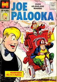 Cover Thumbnail for Joe Palooka Comics (Harvey, 1945 series) #106
