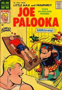 Cover Thumbnail for Joe Palooka Comics (Harvey, 1945 series) #107