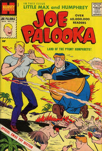 Cover Thumbnail for Joe Palooka Comics (Harvey, 1945 series) #110