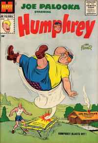 Cover Thumbnail for Joe Palooka Comics (Harvey, 1945 series) #111
