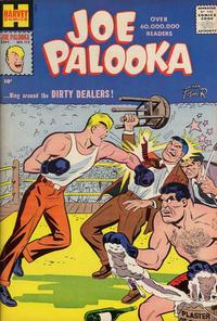Cover Thumbnail for Joe Palooka Comics (Harvey, 1945 series) #112