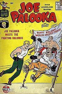 Cover Thumbnail for Joe Palooka Comics (Harvey, 1945 series) #114