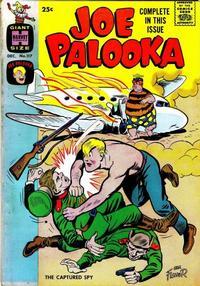 Cover for Joe Palooka Comics (Harvey, 1945 series) #117
