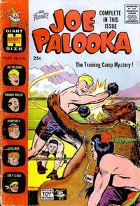 Cover for Joe Palooka Comics (Harvey, 1945 series) #118