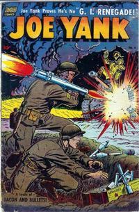 Cover Thumbnail for Joe Yank (Pines, 1952 series) #6