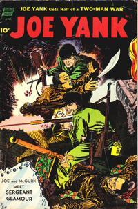 Cover Thumbnail for Joe Yank (Pines, 1952 series) #7