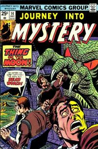 Cover Thumbnail for Journey into Mystery (Marvel, 1972 series) #14