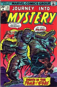 Cover Thumbnail for Journey into Mystery (Marvel, 1972 series) #19
