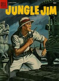 Cover Thumbnail for Jungle Jim (Dell, 1954 series) #3