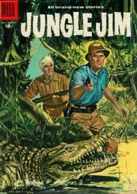 Cover Thumbnail for Jungle Jim (Dell, 1954 series) #11