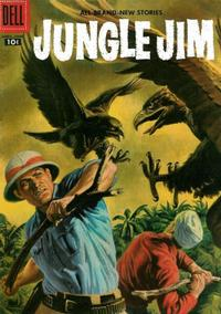Cover Thumbnail for Jungle Jim (Dell, 1954 series) #12