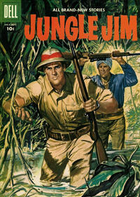 Cover Thumbnail for Jungle Jim (Dell, 1954 series) #13