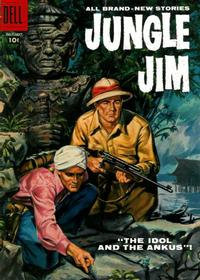 Cover Thumbnail for Jungle Jim (Dell, 1954 series) #17