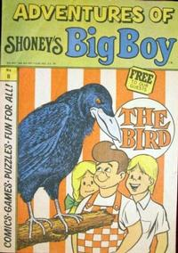 Cover Thumbnail for Adventures of Big Boy (Paragon Products, 1976 series) #8