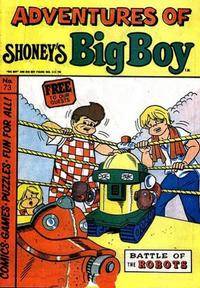 Cover Thumbnail for Adventures of Big Boy (Paragon Products, 1976 series) #73