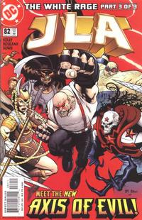 Cover for JLA (DC, 1997 series) #82