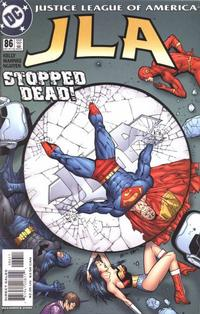 Cover for JLA (DC, 1997 series) #86