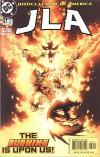 Cover Thumbnail for JLA (DC, 1997 series) #87