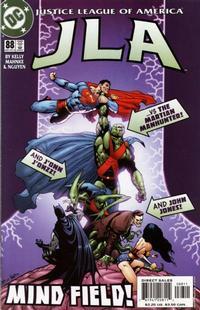 Cover Thumbnail for JLA (DC, 1997 series) #88