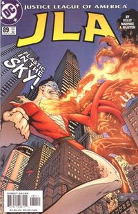 Cover Thumbnail for JLA (DC, 1997 series) #89
