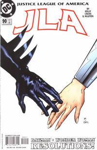 Cover Thumbnail for JLA (DC, 1997 series) #90