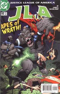 Cover Thumbnail for JLA (DC, 1997 series) #92